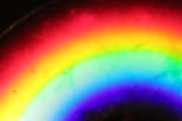 As Cromoterapia aponta as cores e suas ações sobre o corpo.