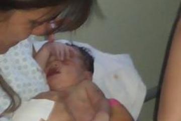 Cuidados para receber o recém-nascido.