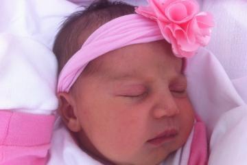 VALENTINA nasceu de parto humanizado.