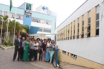 ANS leva gestores do Hospital Israelita Albert Einstein ao Hospital Sofia Feldman