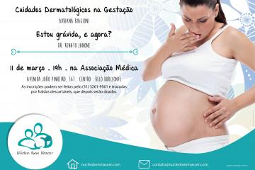 A dermatologista Adriana Biagioni vai tirar dúvidas das gestantes em cuidados dermatológicos na gravidez.