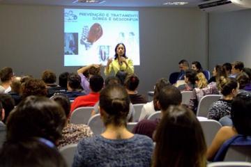 Sessenta casais participaram do Curso de Preparação para o Parto Humanizado
