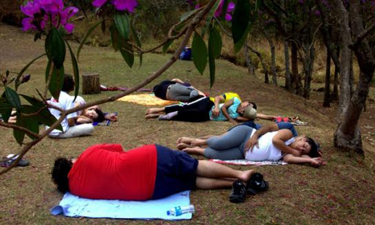 Boas dicas de Yoga para a gestação e o parto.